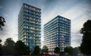 Blue Tower, The Grounds Real Estate Development AG